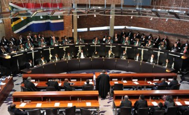 South Africa's constitutional court